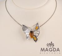 Motyl Ażur