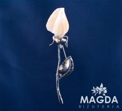 Róża Z Masy Perłowej